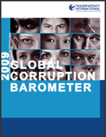 Global Corruption Barometer 2009