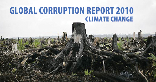 Corruption and fast change