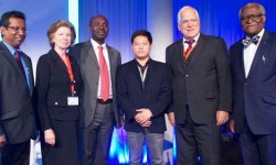 Chinese Journalist and Angolan Human Rights Activist Wins Transparency International's Integrity Award