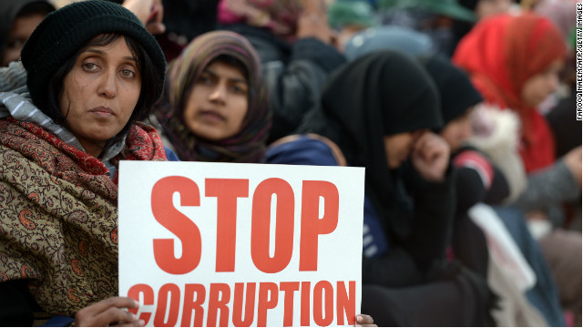 Corruption Effects Women More than Men