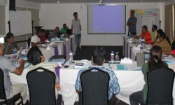 Investigative Journalism Trainers Trained
