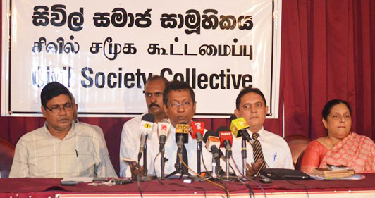 Joint Statement by Civil Society Collective