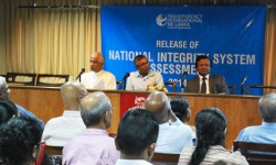 Sri Lanka's National Integrity System is Weak