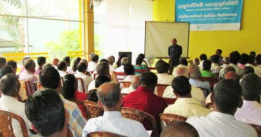 Badulla public show keen interest on RTI
