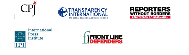 GLOBAL ORGANISATIONS JOIN TRANSPARENCY INTERNATIONAL DEMANDING SAFETY FOR CIVIL SOCIETY IN SRI LANKA