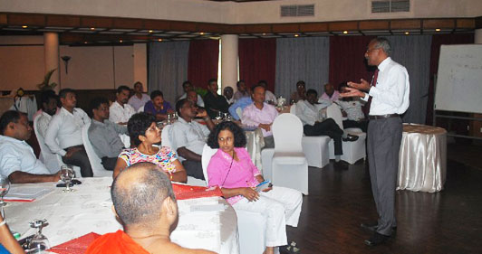 Trade Union Leaders Trained on Anti- Corruption Activism