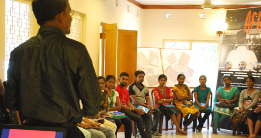 TISL Trained Youth in Jaffna to Help the Public to Obtain NIC
